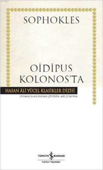 Oidipus Kolonos'ta (Ciltli)