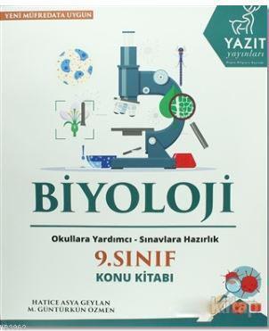 9. Sınıf Biyoloji Konu Kitabı; Okullara Yardımcı - Sınavlara Hazırlık