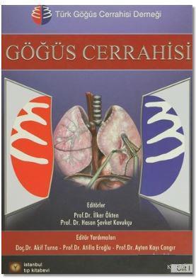 Göğüs Cerrahisi (2 Cilt Takım)