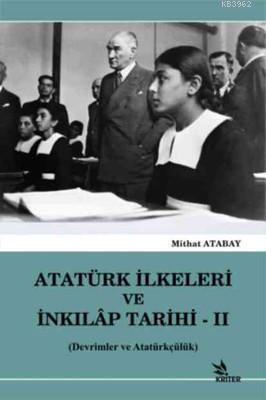 Atatürk İlkeleri ve İnkılap Tarihi - 2; Devrimler ve Atatürkçülük