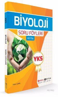 YKS Biyoloji Soru Föyleri (40 Föy)