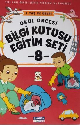 Okul Öncesi Bilgi Kutusu Eğitim Seti - 5 Yaş ve Üzeri (8 Kitap)
