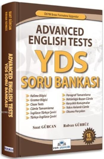 Advenced English Tests YDS Soru Bankası