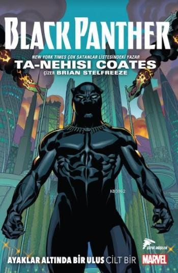 Black Panther Cilt 1; Ayaklar Altında Bir Ulus