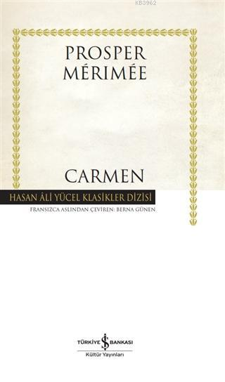 Carmen (Ciltli)