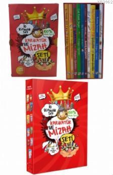 Karikatür ve Mizah Seti (10 Kitap)