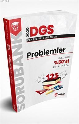 2020 DGS Klasik ve Yeni Nesil Problemler Soru Bankası