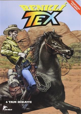 Renkli Tex Cilt 8; 4 Tam Hikaye