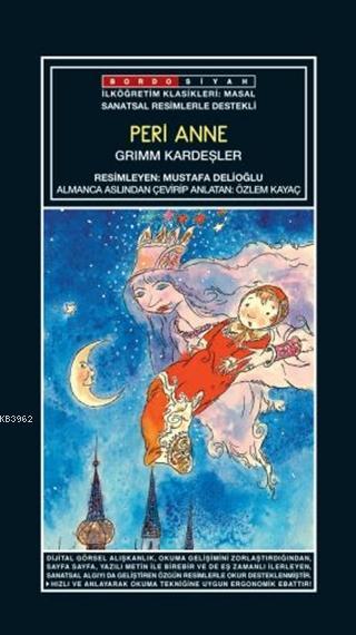 Sanatsal Resimli Peri Anne; Grimm Masallar