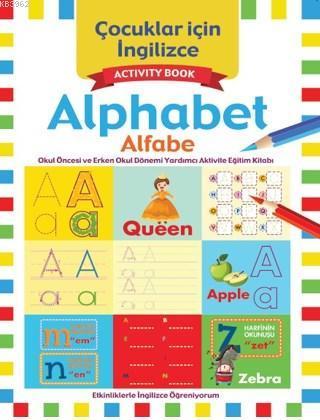 Çocuklar İçin İngilizcce; Alphabet / Alfabe