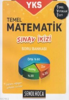 YKS TYT Temel Matematik Soru Bankası Sınav Ikizi