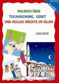 Malbuch Über Teılwaschung, Gebet Und Heılıge Nächte Im Islam