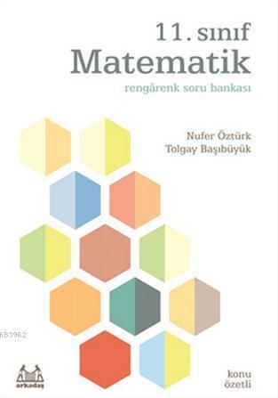 11. Sınıf Matematik - Rengârenk Soru Bankası