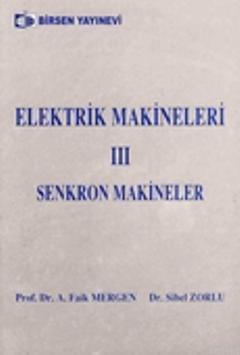 Elektrik Makineleri 3; Senkron Makineler
