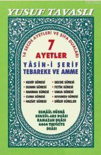 7 Ayetler Yasin-i Şerif (türkçeli 2. Hmr) (B16)