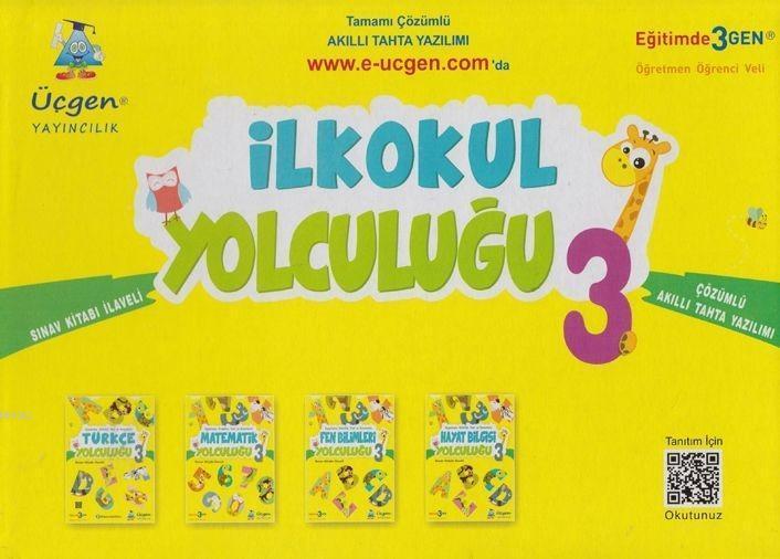 Üçgen Yayınları 3. Sınıf İlkokul Yolculuğu Üçgen