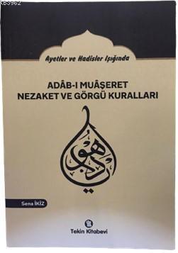 Adab-ı Muaşeret Nezaket Ve Görgü Kuralları