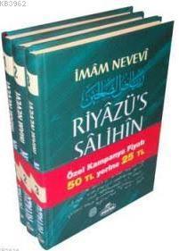 Riyazü's Salihin (Tek Cilt Küçük Boy-Şamua-Ciltli)