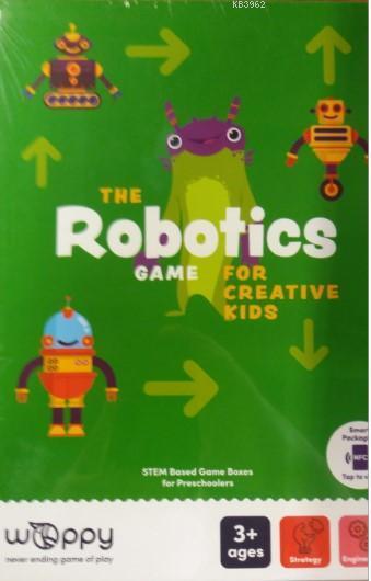 Robotics Game; Yaratıcı Çocuklar İçin
