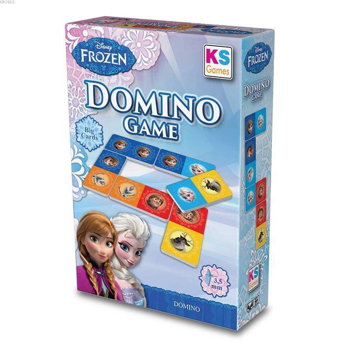KS Games Frz 805 Frozen Domino