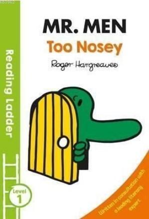 Mr Men: Too Nosey (Reading Ladder Level 1)
