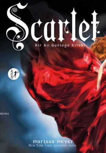Scarlet; Bir Ay Günlüğü Kitabı