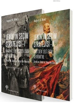 Lenin'in Seçim Stratejisi - 2 Kitap Takım