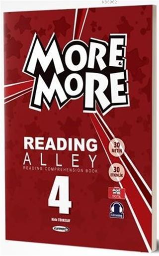 Kurmay Yayınevi 4.Sınıf More & More Englısh Readıng Alley