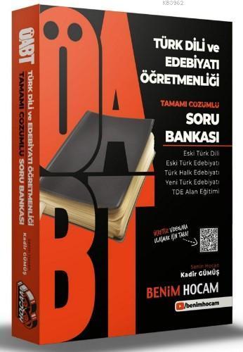 2021 ÖABT Türk Dili ve Edebiyatı Öğretmenliği Tamamı Çözümlü Soru Bankası