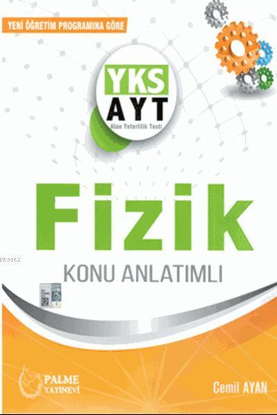 2019 YKS AYT Fizik Konu Anlatımlı