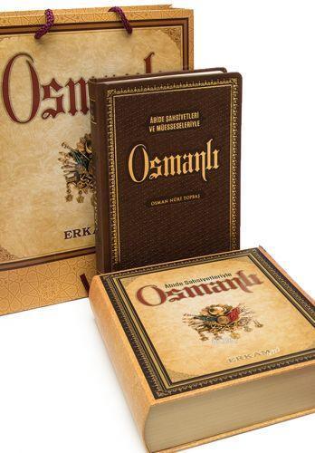 Elit Osmanlı Ahşap Kutulu