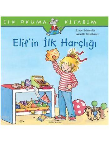 Elif'in İlk Harçlığı; İlk Okuma Kitabım