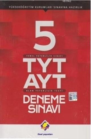 TYT AYT 5'li Deneme Sınavı