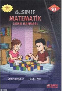 Esen Yayınları 6. Sınıf Matematik Soru Bankası Esen