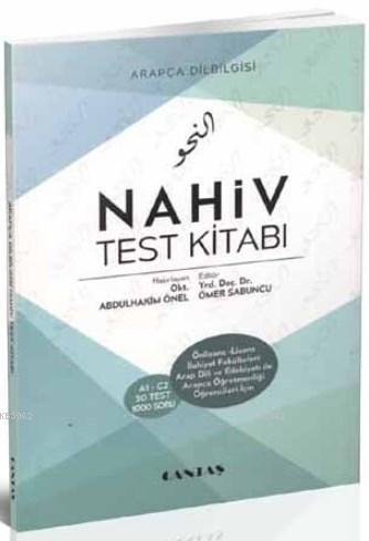 Nahiv Test Kitabı