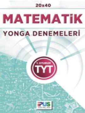 TYT Matematik 20 x 40 Yoga Denemeleri 1. Oturum