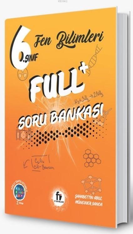 Fi Yayınları 6. Sınıf Fen Bilimleri Full Soru Bankası Fi