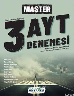 Master 3 AYT Denemesi