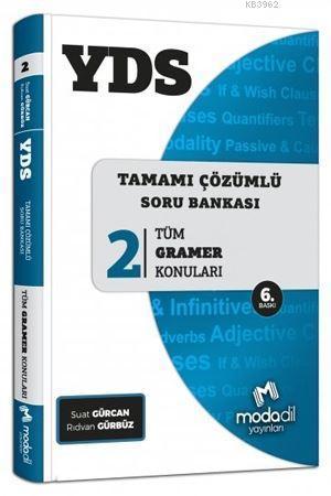 Modadil Tamamı Çözümlü Modüler Soru Bankası 2