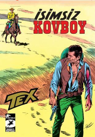 Tex Klasik Seri 18: İsimsiz Kovboy