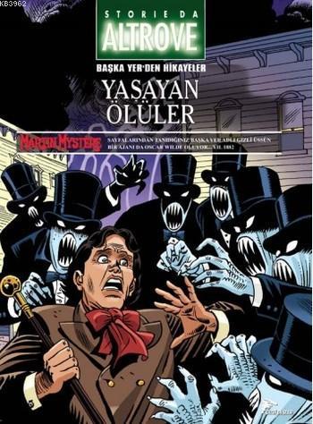 Başka Yer'den Hikayeler 9; Yaşayan Ölüler