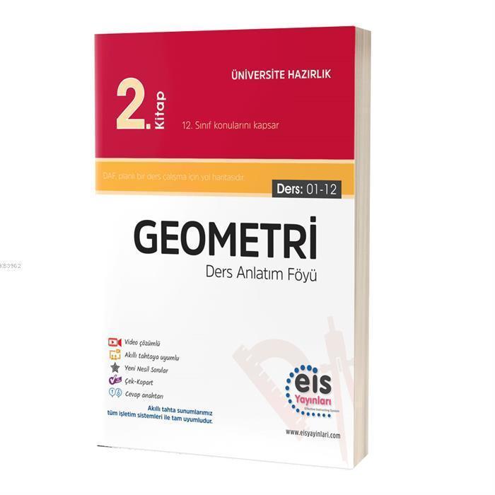 EIS - YKS Ders Anlatım Föyü Geometri 2.Kitap