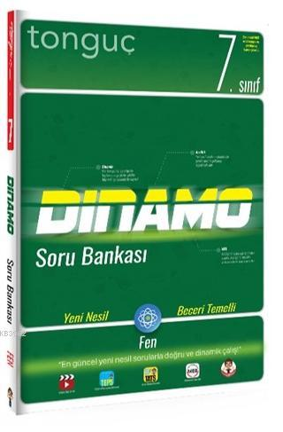 Tonguç 7.Sınıf Dinamo Fen Bilimleri Soru Bankası