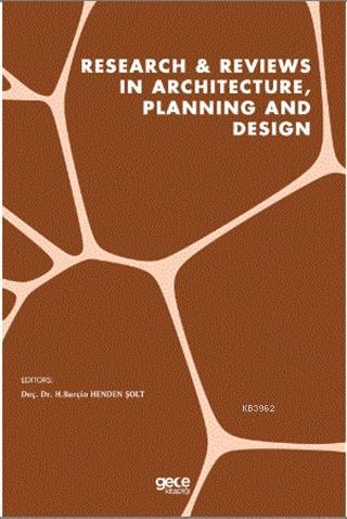 Research - Reviews in Architecture, Planning and Design