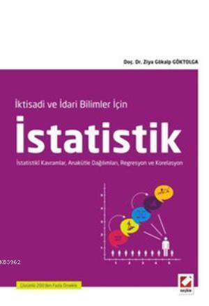 İktisadi ve İdari Bilimler için İstatistik