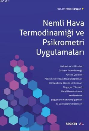 Nemli Hava Termodinamiği ve Psikrometri Uygulamaları
