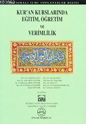Kur'an Kurslarında Eğitim Öğretim ve Verimlilik