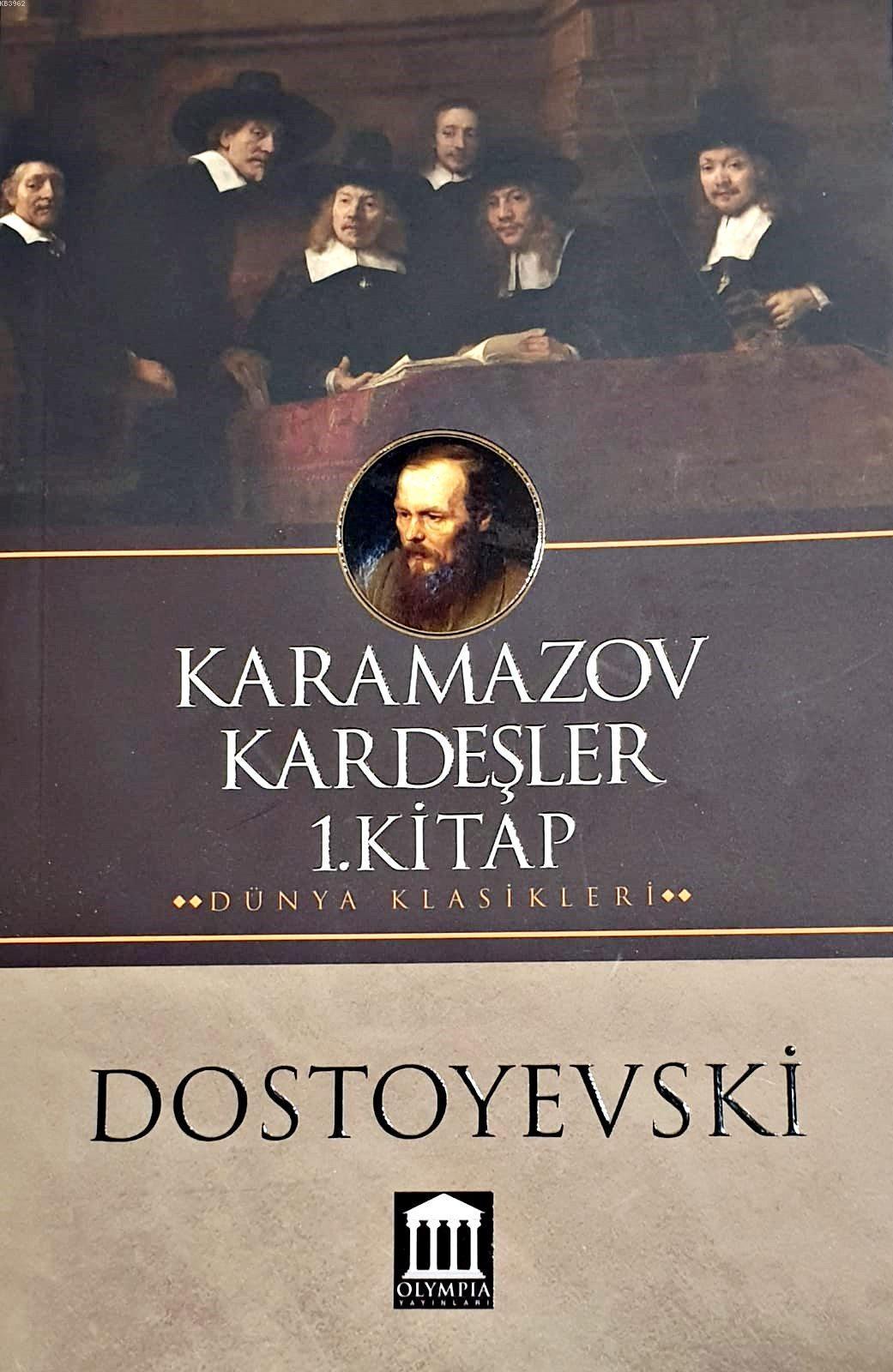 Karamazov Kardeşler 1. Kitap