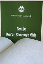 Braille Kur'an Okumaya Giriş