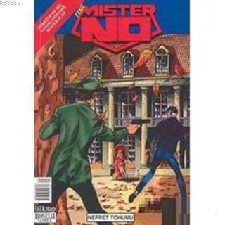 Yeni Mister No Sayı: 49 Nefret Tohumu